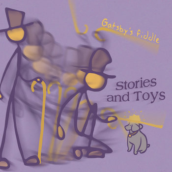 Stories and Toys cover art