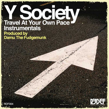 Travel At Your Own Pace (Instrumentals) cover art