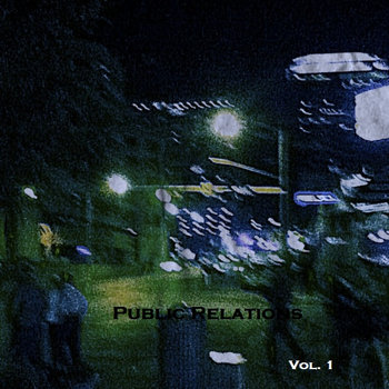 Public Relations Vol.1 cover art