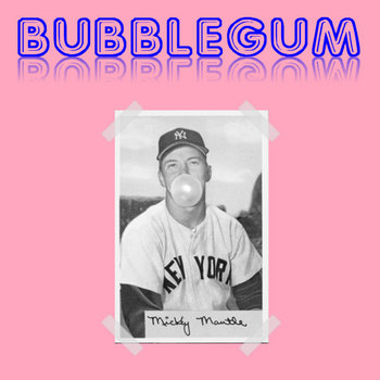 BUBBLEGUM cover art