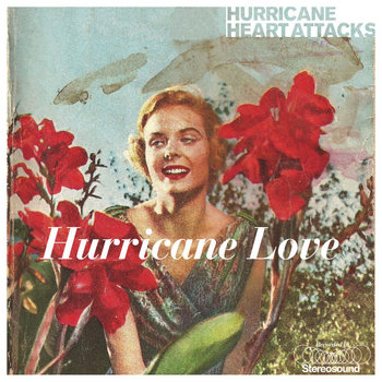 Hurricane Love - Hurricane Heart Attacks cover art