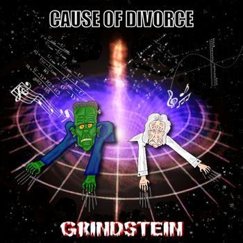 Grindstein cover art