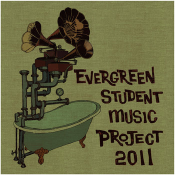 ESMP 2011 (Evergreen Student Music Project) cover art