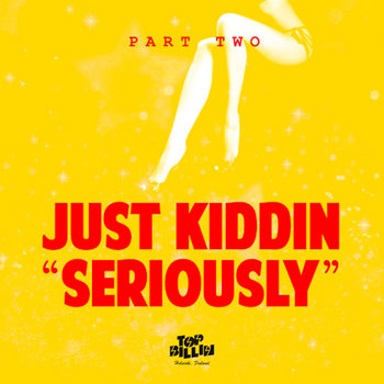 Seriously (Part Two) cover art