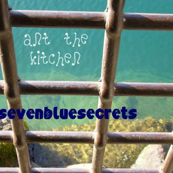 seven blue secrets cover art