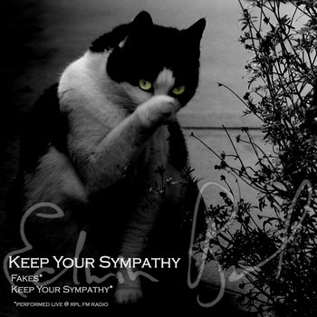 Keep Your Sympathy (single) cover art