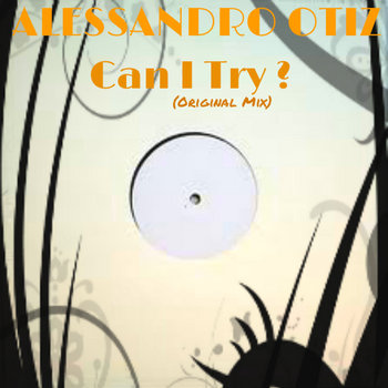 Can I Try ? (Original Mix) cover art