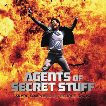 Agents of Secret Stuff cover art