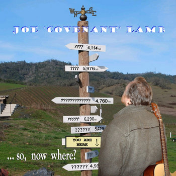 ...so, now where? cover art