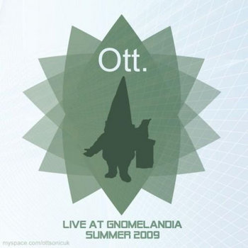 Live at Gnomelandia cover art