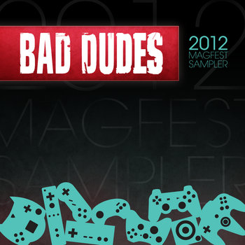 2012 MAGFest Sampler cover art