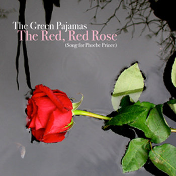 The Red, Red Rose E.P. cover art