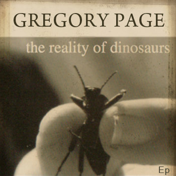 THE REALITY OF DINOSAURS (Ep) cover art
