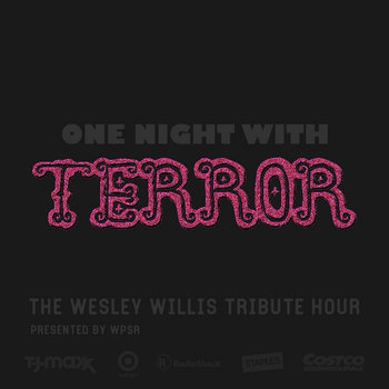 One Night With Terror cover art