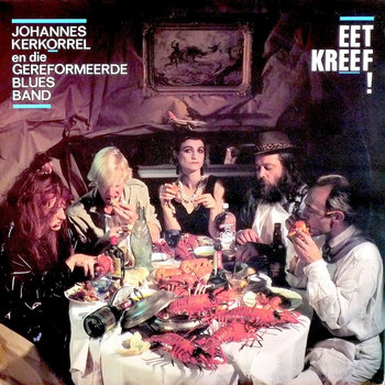 EET KREEF cover art
