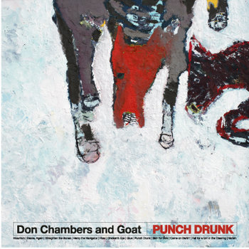 PUNCH DRUNK cover art
