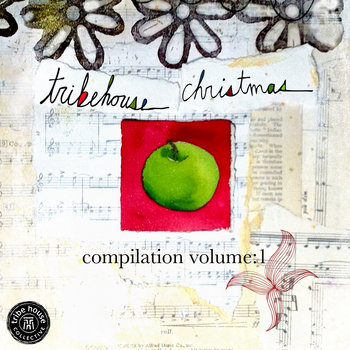TribeHouse Christmas Compilation Vol. 1 cover art