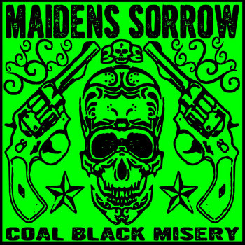 Maidens Sorrow - Coal Black Misery - CAR 18 cover art