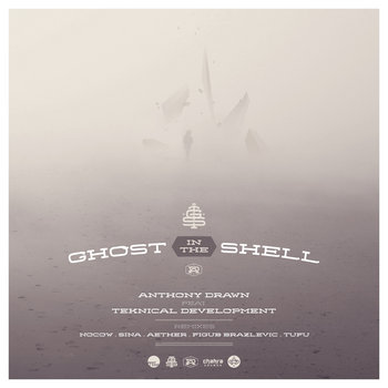 Anthony Drawn - Ghost In The Shell EP cover art