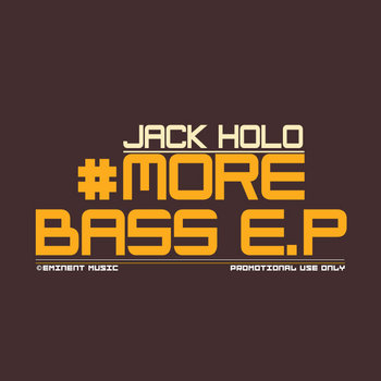 #MOREBASS cover art
