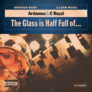 The Glass Is Half Full Of... cover art