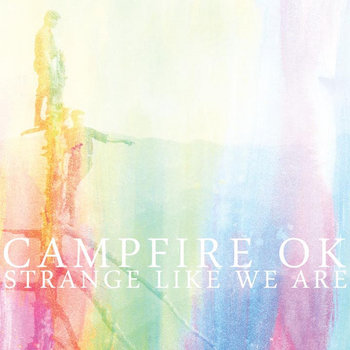Strange Like We Are cover art