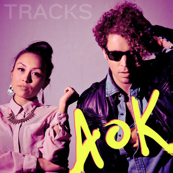 Tracks EP cover art