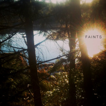 Faints EP cover art