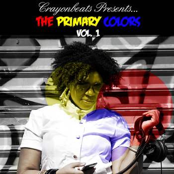 "CrayonBeats Presents: Vol 1 - ""The Primary Colors"" cover art"