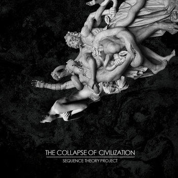 The collapse of civilization cover art