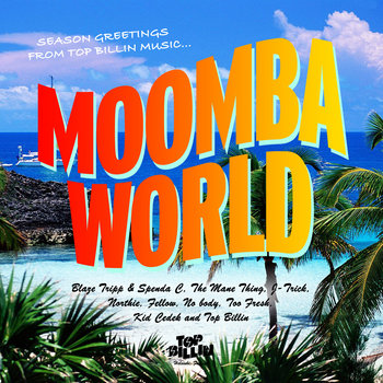 Moomba World Part One cover art
