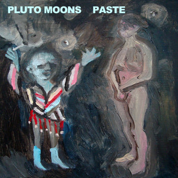 Paste Ep cover art