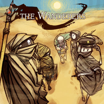 The Wanderers cover art