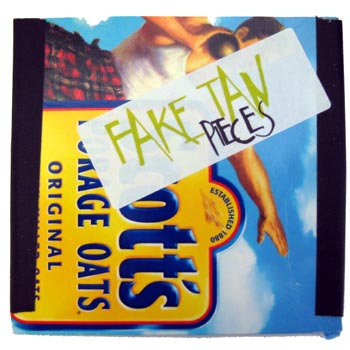 Fake Tan - Pieces cover art