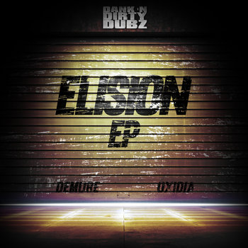 Elision EP [DANK017] cover art