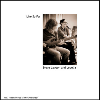 Live So Far cover art