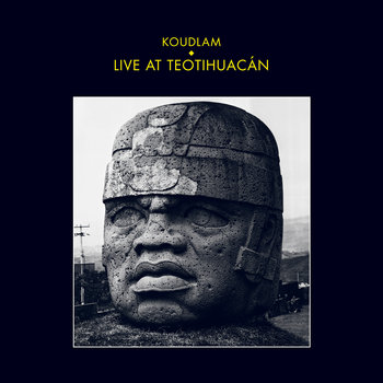 LIVE AT TEOTIHUACAN cover art