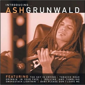 Introducing...Ash Grunwald cover art