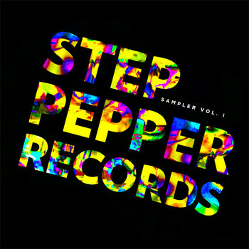 Step Pepper Sampler Vol. I cover art
