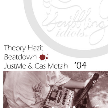 Theory Hazit Beatdown cover art