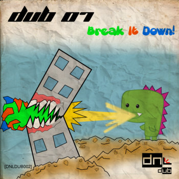 Break It Down! cover art