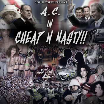 Cheap n Nasty cover art