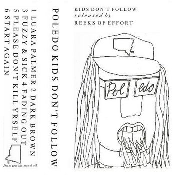 Kids Don't Follow cover art
