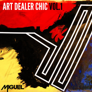 ART DEALER CHIC EP vol. 1 cover art