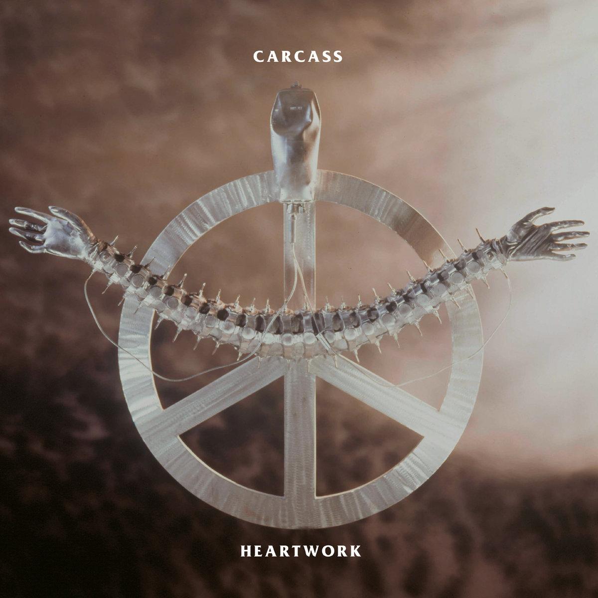 Carcass - Heartwork [Full Dynamic Range Edition 2013]