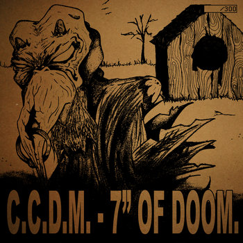 "7"" Of Doom cover art"