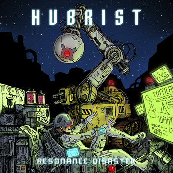 Resonance Disaster cover art