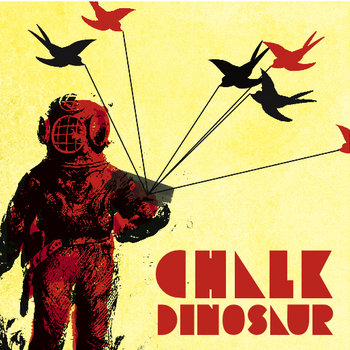 Chalk Dinosaur cover art