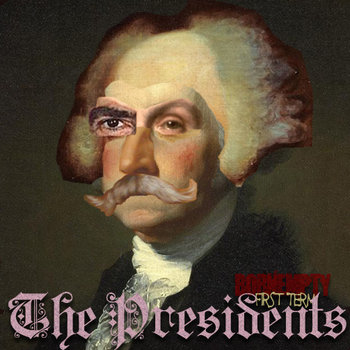 The Presidents:First Term cover art