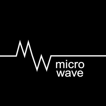 Microwave EP cover art